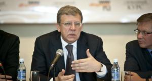 Экс-министр финансов РФ Алексей Кудрин.