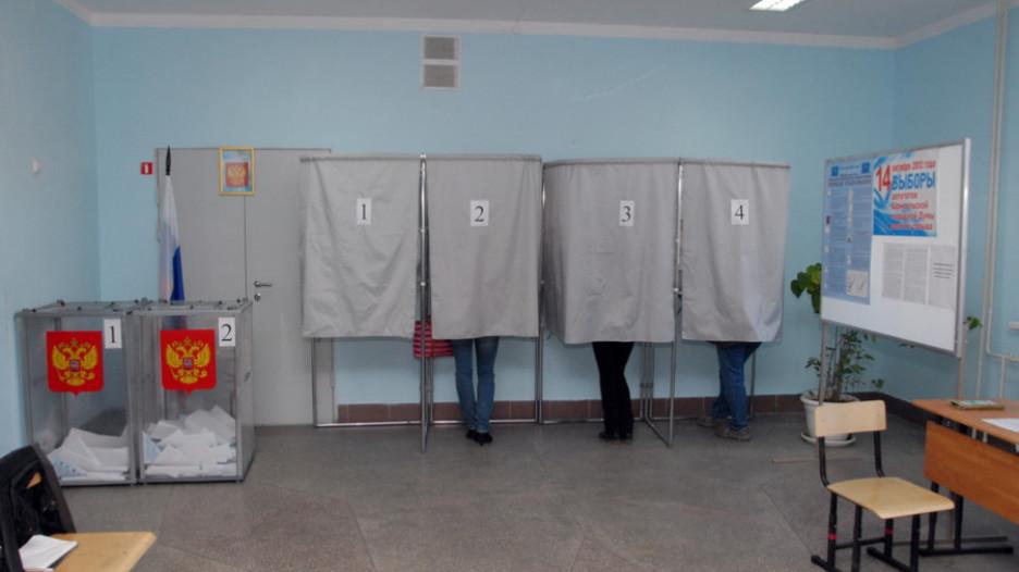 Выборы в БГД. 14 октября 2012г.