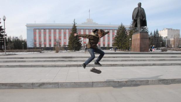 В Барнауле есть много красивых мест!