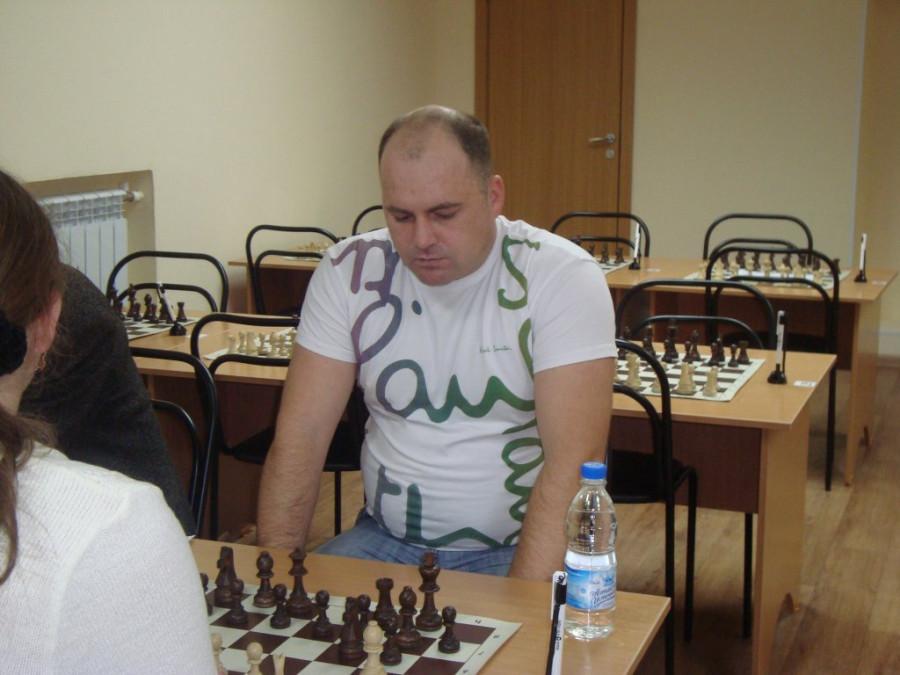 Помещение Алтайского краевого шахматного клуба - после ремонта.