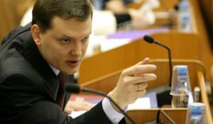 Даниил Бессарабов,председатель комитета АКЗС по законности, правопорядку и защите прав граждан.