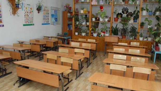 Волчихинская школа.