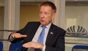 Депутат Николай Герасименко.