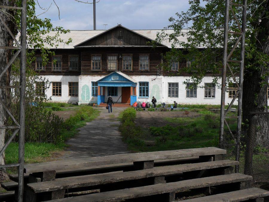 Шарчинская средняя школа Тюменцевского района Алтайского края.