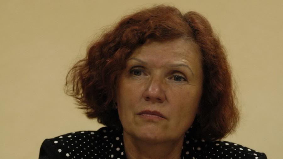 Людмила Замышляева.