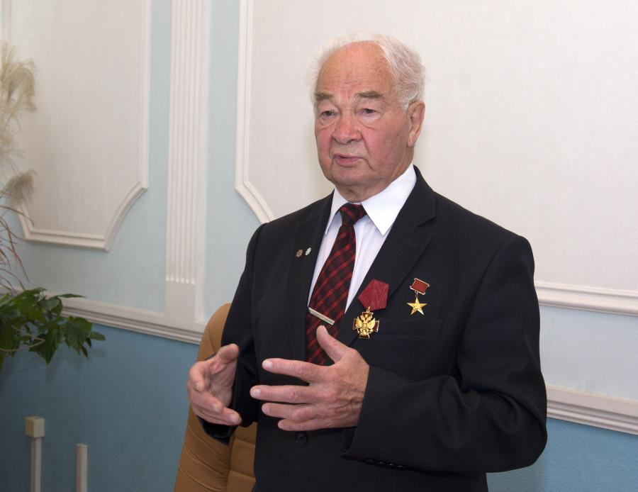 Геннадий Сакович пригласил Путина в Бийск.