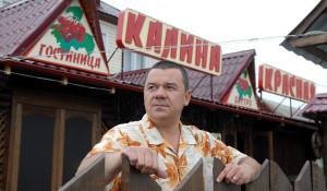 """""""Калина красная"""" Альберта Сафина является единственным комплексом придорожного сервиса в Сростках."""