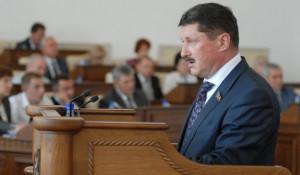 Андрей Осипов, депутат АКЗС.