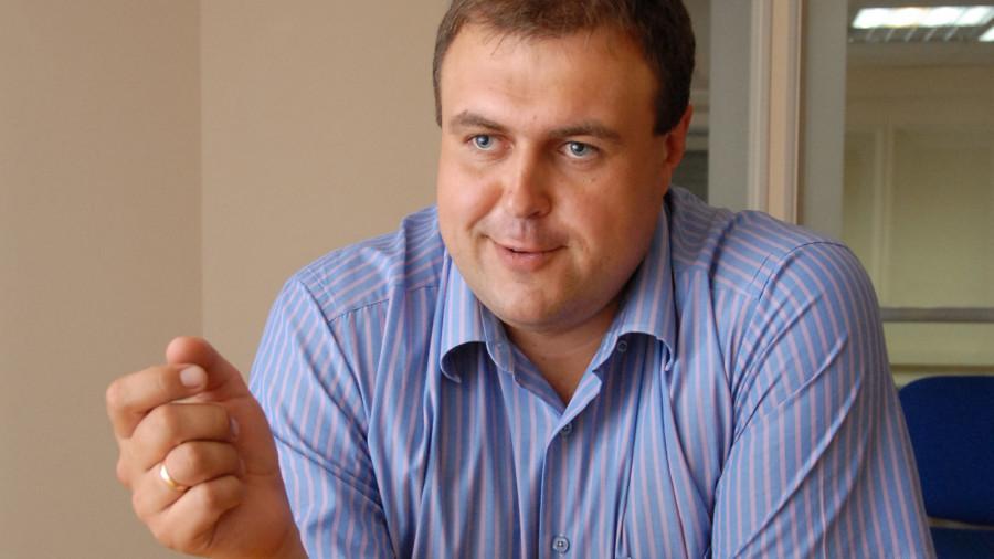 """Константин Никитеев, руководитель АН """"Ключ-Риэлт""""."""