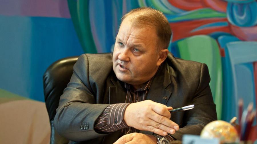Алексей Богданов, гендиректор барнаульского автовокзала.