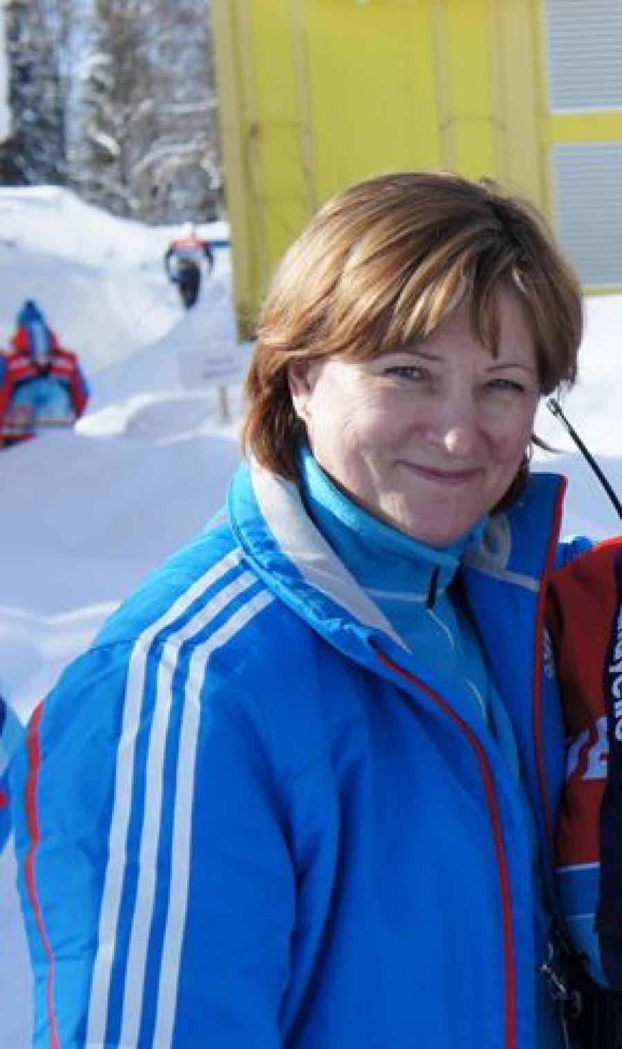 Елена Шалина.