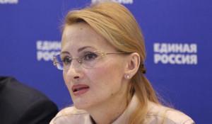 Ирина Яровая, председатель думского комитета по безопасности и противодействию коррупции.