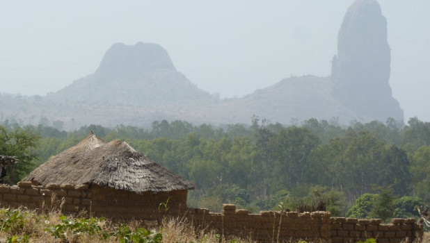 Алтайский путешественник Алексей Котельников провел три месяца в Центральной Африке.