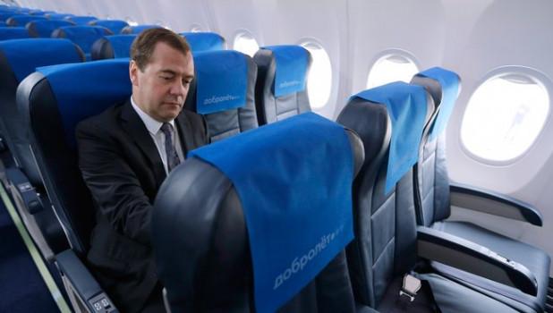 В Новосибирск прилетят высшие чиновницы, а потом - Медведев