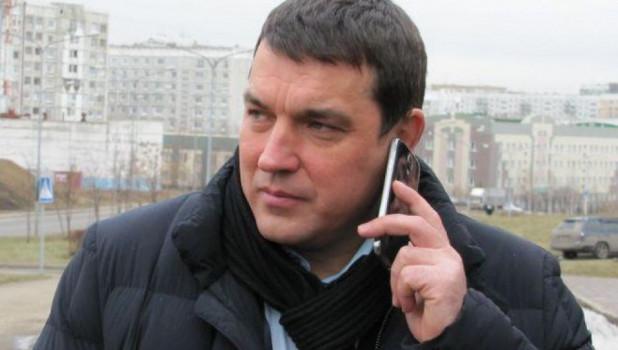 Мэр Новокузнецка Сергей Кузнецов.