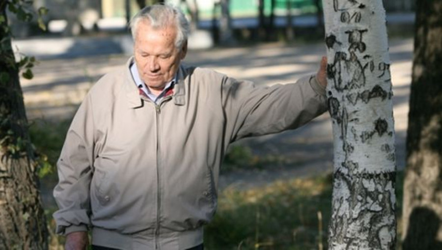 Михаил Калашников.