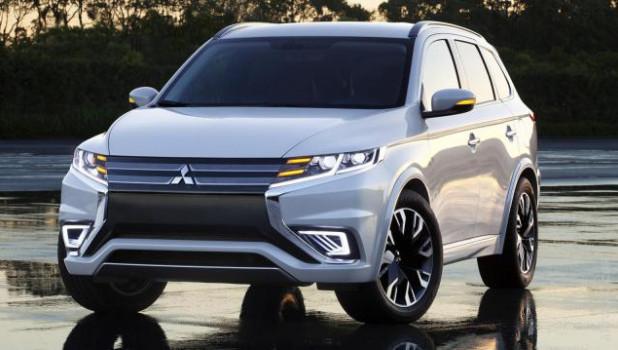 Mitsubishi Outlander PHEV Concept-S.
