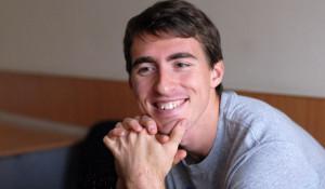 Сергей Шубенков, барнаульский легкоатлет.