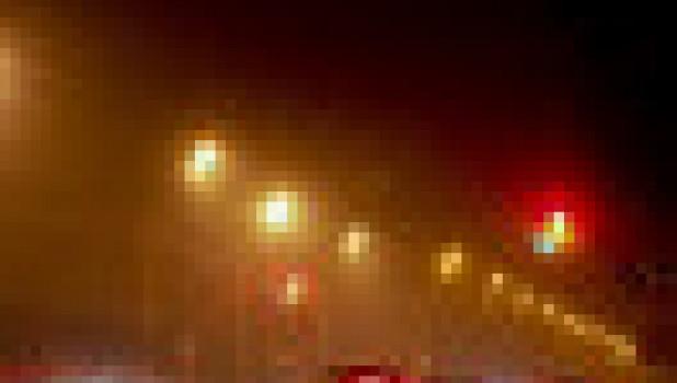 Барнаульские фонари.