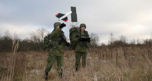 На учении РВСН в Алтайском крае беспилотники помогли обнаружить условных диверсантов.