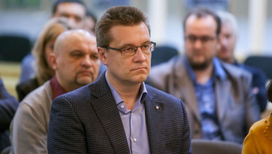 Павел Тулин.