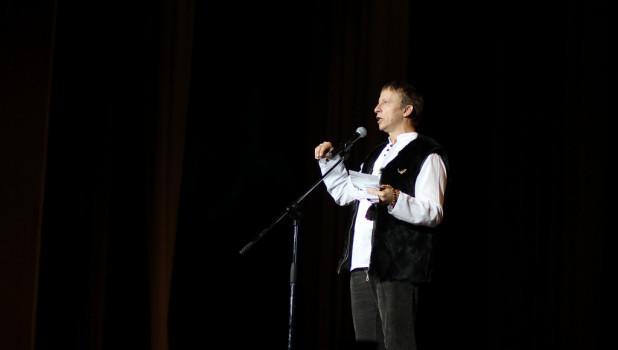 Иван Охлобыстин в Барнауле.