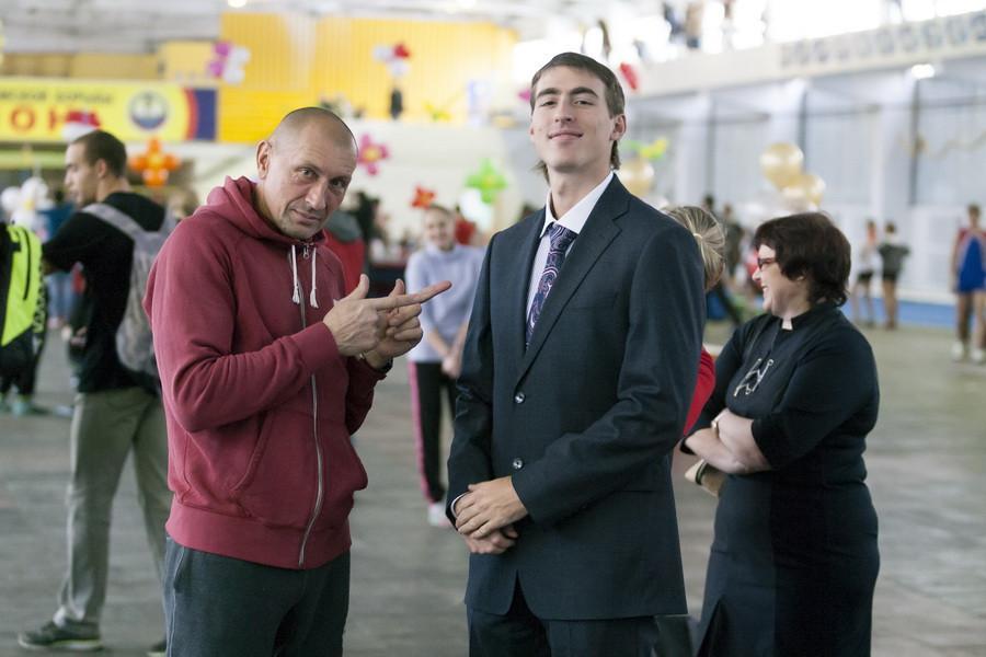 В Барнауле прошло первенство по легкой атлетике на призы Сергея Шубенкова.