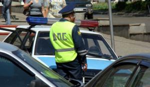 ДПС, полицейский.