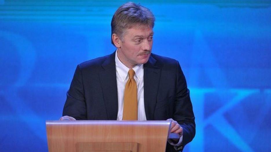 Дмитрий Песков, пресс-секретарь Владимира Путина.