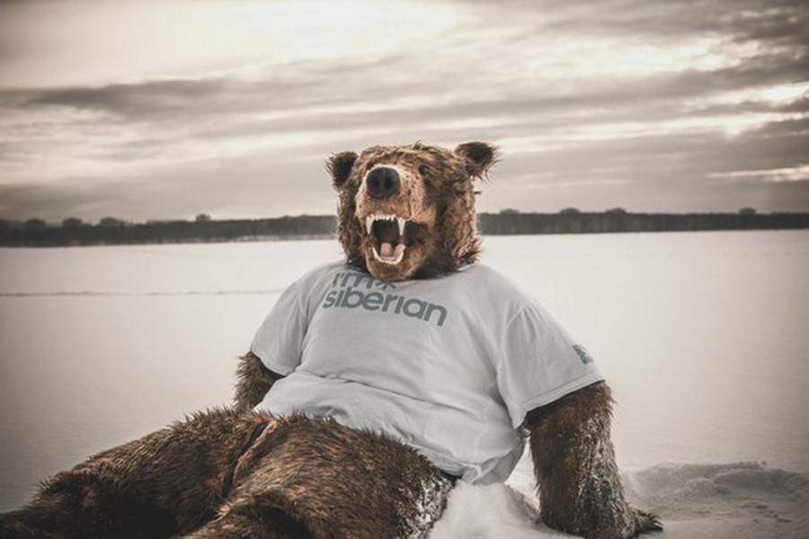 """Проект """"Белые пляжи Сибири"""" для I'm Siberian."""