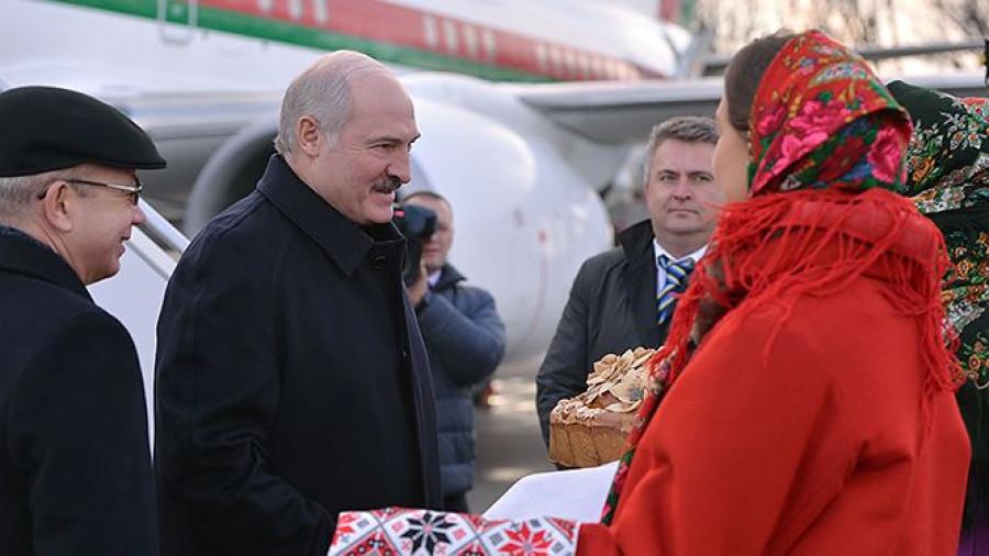 Александр Лукашенко, президент Белоруссии.