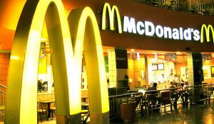 McDonald's .