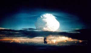 Ядерное оружие.