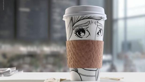 Кофе на вынос.