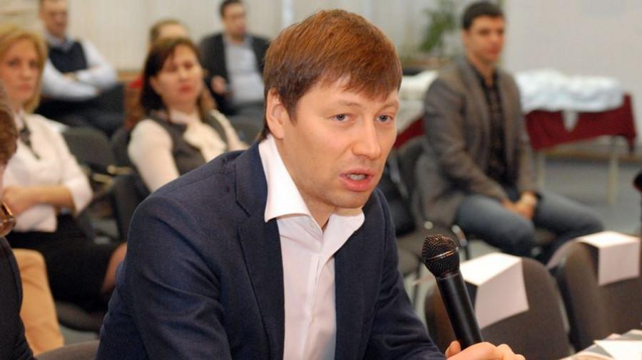 """Евгений Ракшин, совладелец компании """"Мария-Ра""""."""