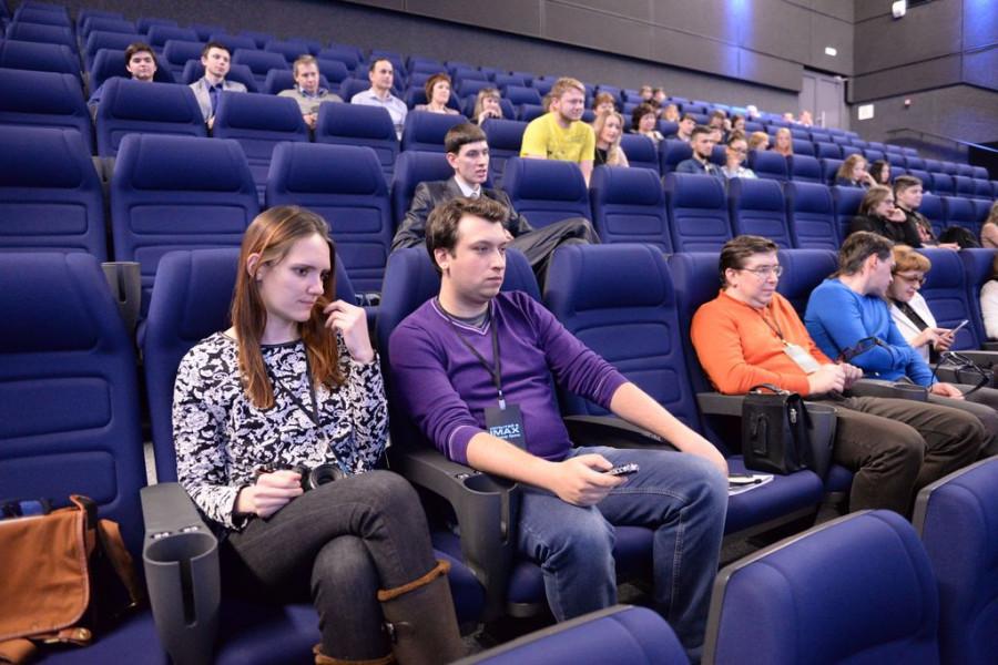 В Барнауле открылся первый кинотеатр IMAX.