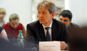 Геннадий Малков.