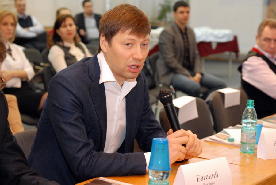 Евгений Ракшин.
