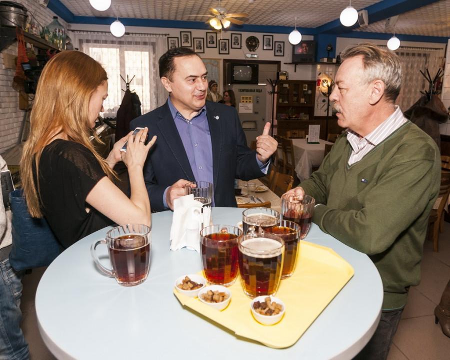 В Барнауле открылась пивная в советском стиле.