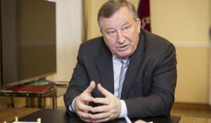 Александр Карлин, губернатор Алтайского края.