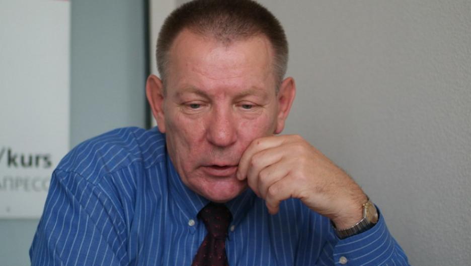 Депутат Госдумы от Алтайского края Николай Герасименко.