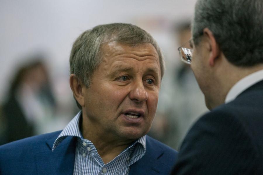 "Александр Ракшин, гендиректор компании ""Мария-Ра""."