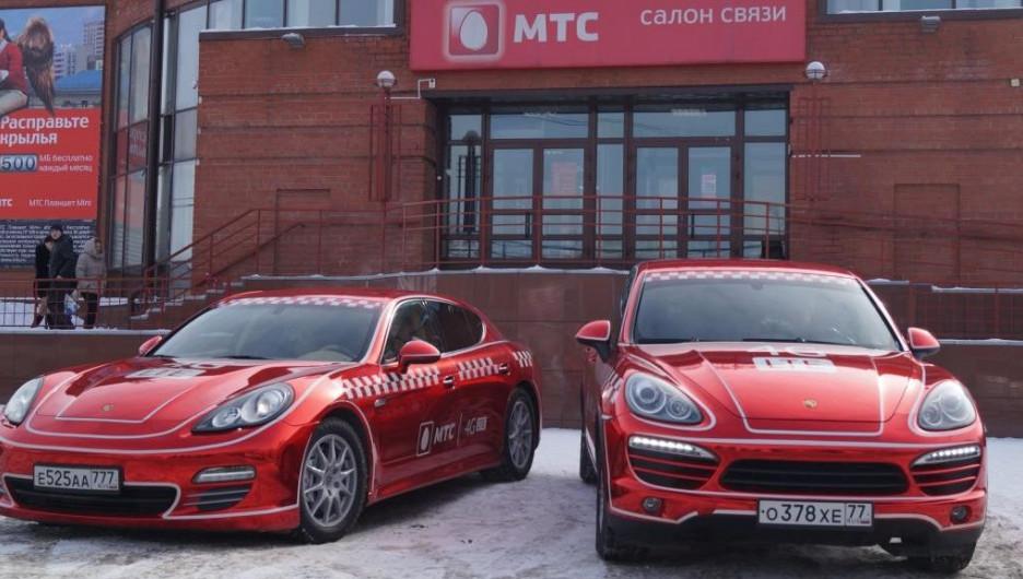 4G-такси МТС довезет в любую точку Барнаула.