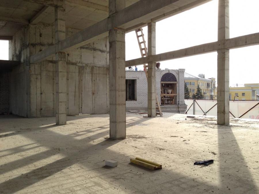 Проект реконструкции художественного музея.