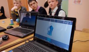 """Печать 3-d проектов в рамках """"Модульной школы""""."""