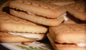 Печенье с маслом.
