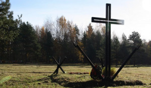 Мемориал в честь защитников невского правобережья готовится к открытию.