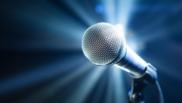 Микрофон.