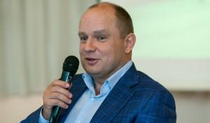 Денис Зюзин встретился с молодыми предпринимателями.