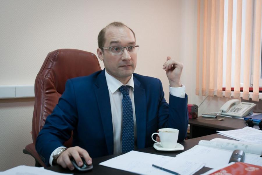 Владимир Тананушко, руководитель Алтайского центра государственно-частного партнерства и привлечения инвестиций.